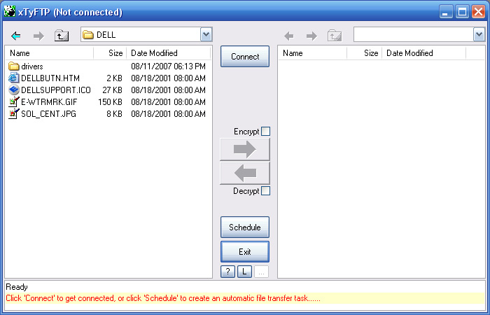 xTyFTP, HIPAA Compliant, Secure Online Notes, File